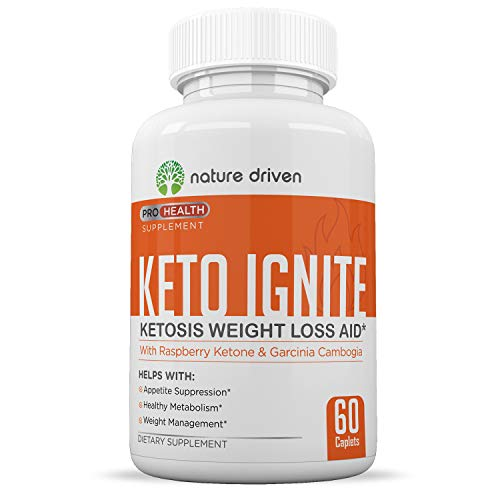 Keto Diet Pills for Women :: Weight Loss Supplement – Enhance Your Diet – Boost Energy Levels – All-Natural Ingredients – One Month Supply (60 Count) – Nature Driven Review