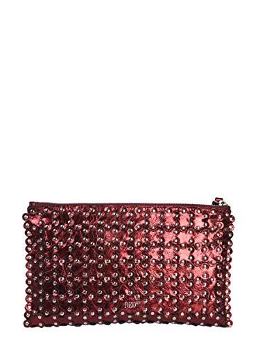Bordeaux Donna Red Qq2b0738mwxw53 Pelle Valentino Pochette wSZEqZXf