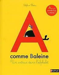 A comme Baleine par Delphine Chedru