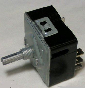 Price comparison product image Replacement Jenn Air Infinite Switch (top burner switch) 700855K