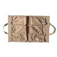 Increíble organizador para mamá y bebé- Hecho a mano en México - convierte tu bolsa en pañalera- un producto especial para mamás que quieren seguir usando su tote bag- Tbag Beige by Titibela