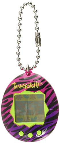 (Tamagotchi Electronic Game, Striped Tiger)