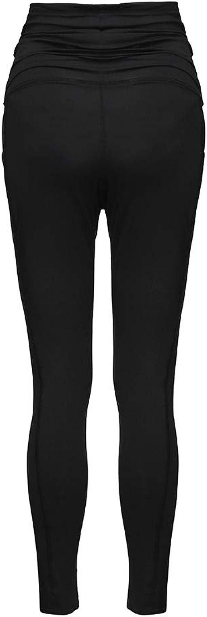 QinMMROPA Pantalones Premamá Leggings Banda para Mujer Embarazada ...