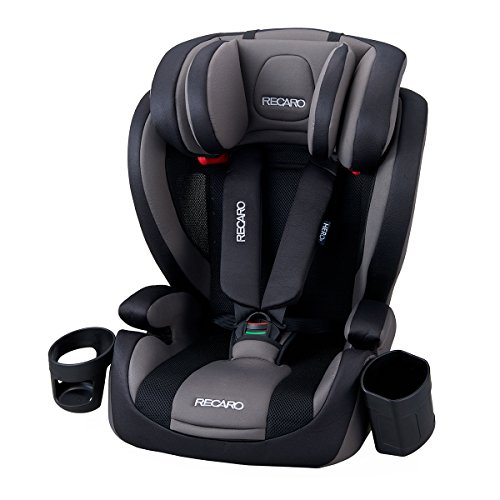 RECARO J1 Select child seat haze gray RC370.559(Japan Domestic genuine products)