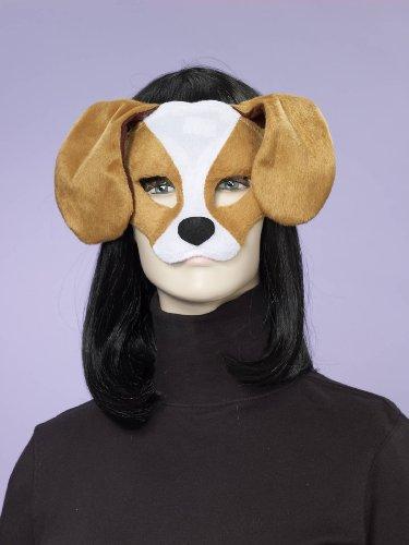 Forum Novelties Plush Dog Mask