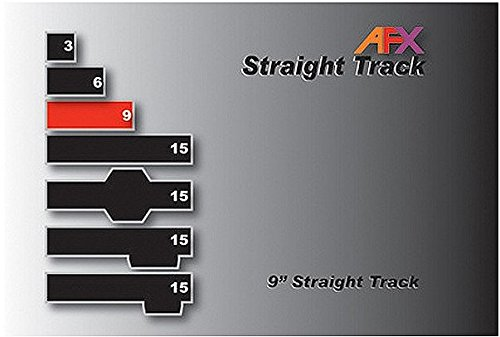 Afx Accessories (Track, Straight 9