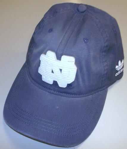 Notre Dame Fighting Irish Slouch Flex Adidas Hat Size L/XL - E157Z