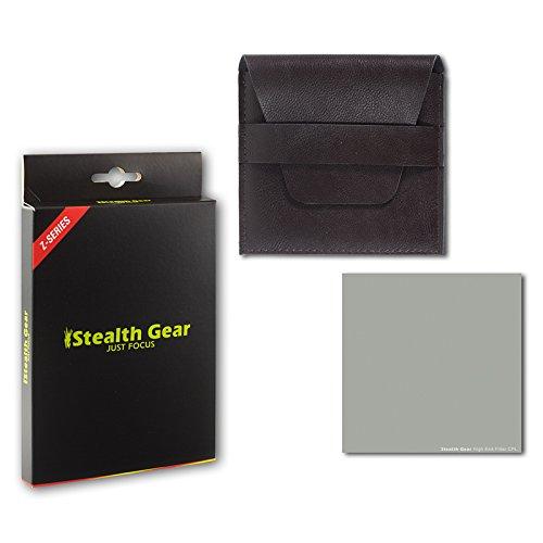 Stealth Gear 100 x 100 mm Wide Range CPL Glass Pro Filter