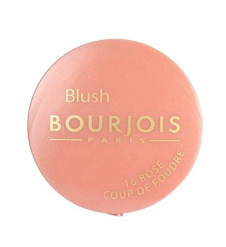 Blush -# 16 Rose Coupe De Foudre Bourjois Blush Women 0.08 oz (Pack of 5)