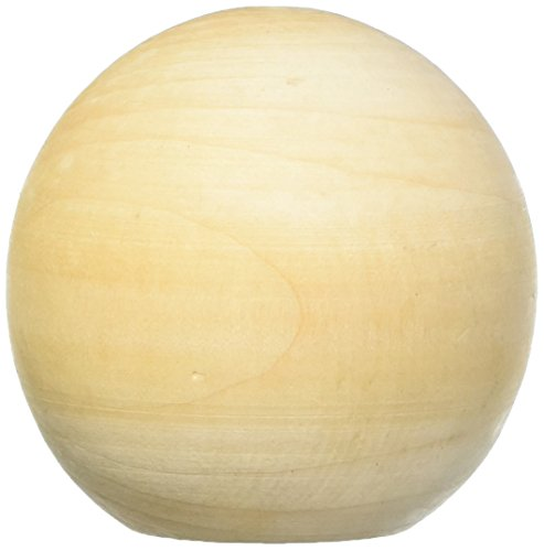 The New Image Group L10284 Wood Turning Shapes Knob/Doll ...