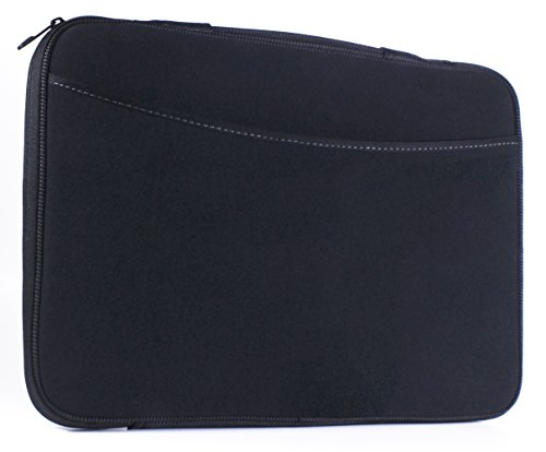 Padded Zip Pocket - 16