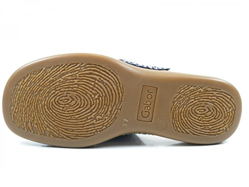 Gabor Shoes Fashion, Mules Para Mujer River Flower Stamp