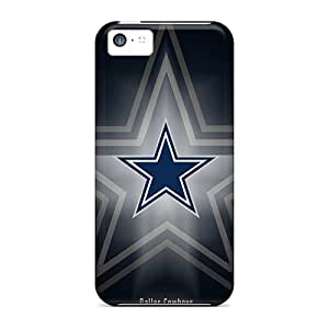 Awesome Case Cover/iphone 5c Defender Case Cover(dallas Cowboys)