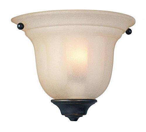 78 Bolivian Finish - Dolan Designs 225-78 Richland 1 Light Wall Sconce, Bolivian