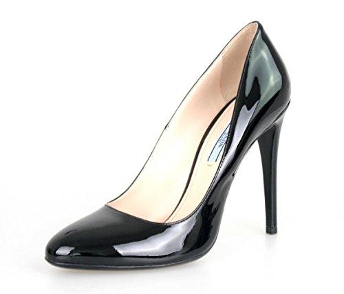 F0002 Leather Heels 1I627D Prada 1F2 Women's Pumps wtnfZtIgq