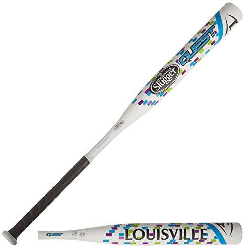 Louisville Slugger FPQS152 2015 Quest (-12) Fast Pitch Baseball Bat, 31 inch/19 oz