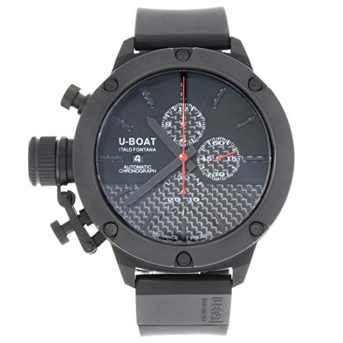 U-Boat Classico Automatic-self-Wind Male Watch 6549 (Certified Pre-Owned)