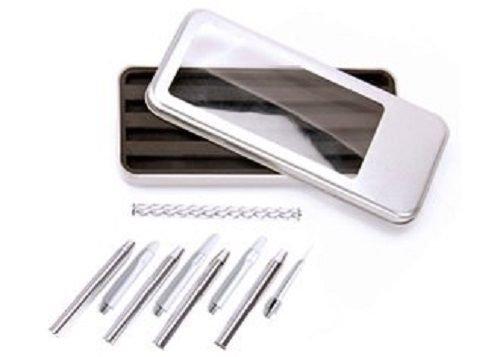 gel-nail-brush-set-4-x-gel-brushes-soak-off-hard-uv-gel-striper-brush-cuccio-by-cuccio-professional