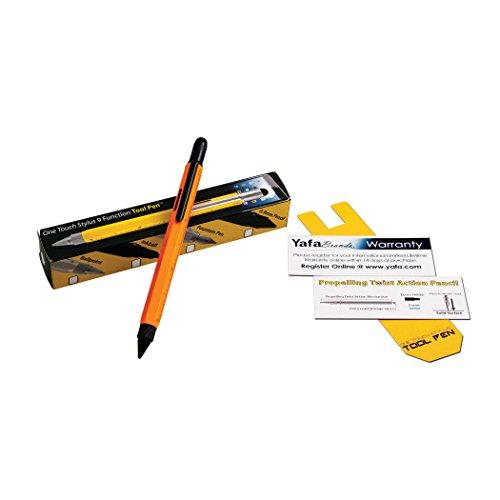 Monteverde USA One Touch Tool Stylus, 0.9 mm Pencil, Orange (MV35296) Photo #2