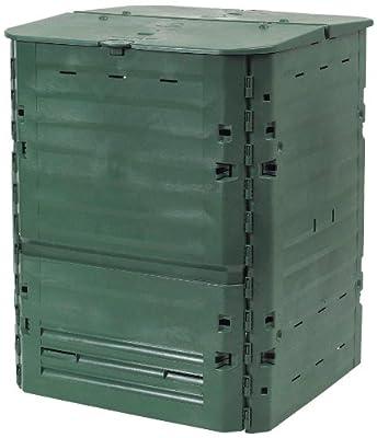 Tierra Garden Large Thermo King Polypropylene 240-Gallon Composter