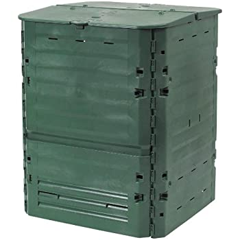 Tierra Garden 626003 Large Thermo King Polypropylene 240-Gallon Composter