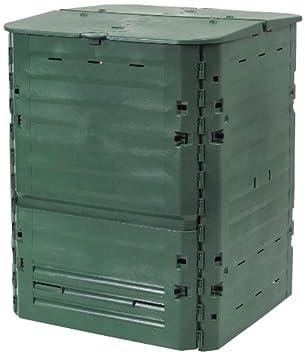 Tierra Garden 626003 Large Thermo King Polypropylene 240 Gallon Composter