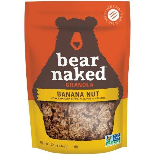 Bear Naked Banana Nut Granola (Pack of 4)