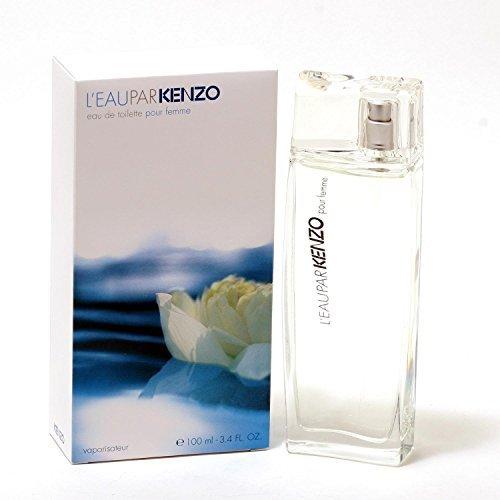 Kenzo L'eau Par Edt Spray 3.4 Oz