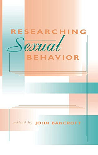 Researching Sexual Behavior: Methodological Issues (Kinsey Institute Series)