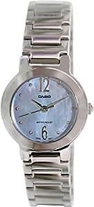 Casio Reloj con movimiento cuarzo japonés Woman LTP-1191A-2A 25 mm