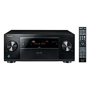 Pioneer SC-75 9.2-Channel Network Ready, Class D3 Elite AV Receiver (Discontinued by Manufacturer)