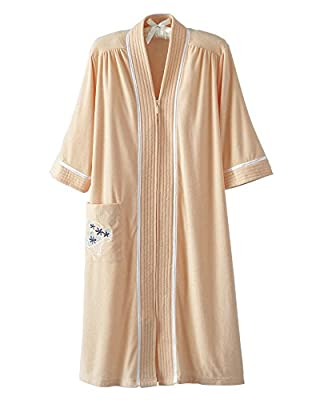 National Soft Knit Terry Lounger - Misses, Womens
