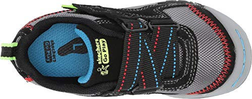 Pictures of Skechers Kids Boys' Flex Play-Easy Pick 97880N Black/Charcoal 3
