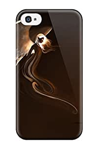 Iphone Cover Case - All Things Seen And Unseen Protective Case Compatibel With Iphone 4/4s