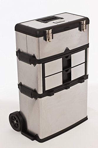 TRINITY Stainless Steel Suitcase Toolbox product image