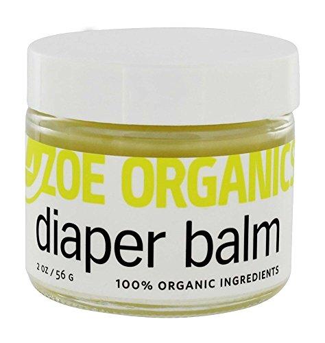 Zoe Organics Diaper Balm