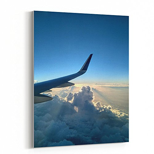 Wallpaper - 16x20 Canvas Print Wall Art - Canvas Stretched Gallery Wrap Modern Picture Photography Artwork - Ready to Hang 16x20 Inch (12AE-0F332) ()