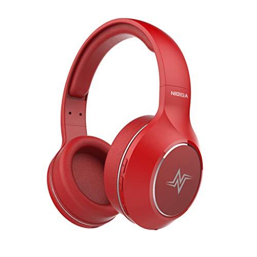 (Wireless Bluetooth 5.0 Phone Stereo Earphone Super Bass Set Mic)
