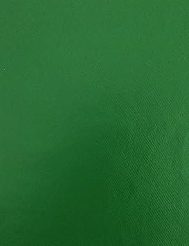 Toile Cirée Nappe Table Au Mètre Couleurs Uni Vert Sapin Uni 350