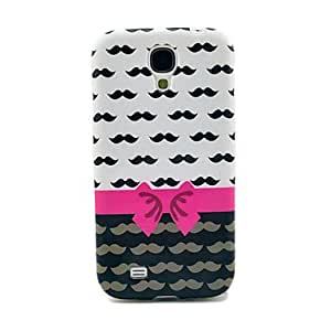 Multiple Elements TPU IMD Soft Case for Samsung Galaxy S4 I9500
