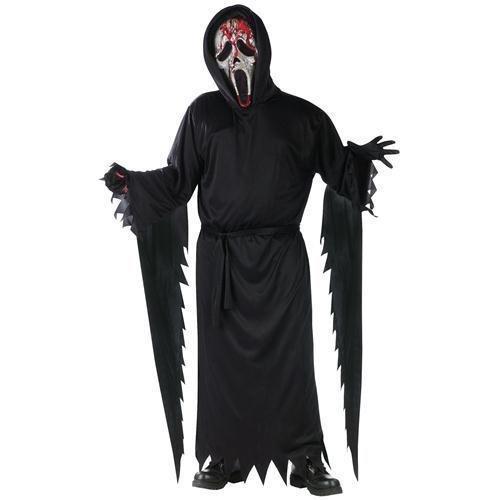 Zombie Ghost Face Bleeding Child Costume Item - Funworld -