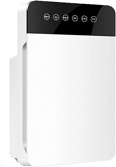 WXGZS Purificador De Aire Ionizador Negativo Momento Tranquilo Filtro De Carbón Activado Aire para El Hogar Oficina Eliminar El Humo del Formaldehído: Amazon.es: Deportes y aire libre