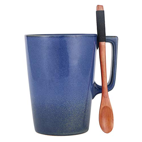 - EPFamily Large Star Speckled Coffee Mug for Women Men Girl Mom Dad 17oz/500ml