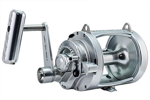 - Accurate ATD-50WL ATD Platinum Twin Drag Reel LH