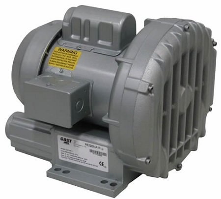 Gast 1/2 HP Blower Only GB31B