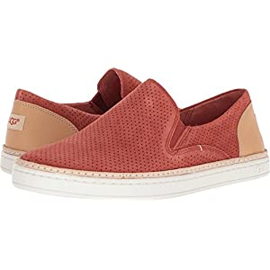 UGG Womens Adley Perf Paprika 8.5 B - Medium