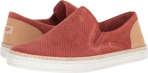 Ugg Womens Adley Perf Fashion Sneaker Paprika