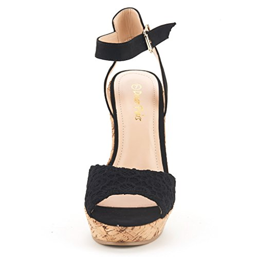 Dream Pairs Cherish Women S Fashion Outdoor Ankle Strap