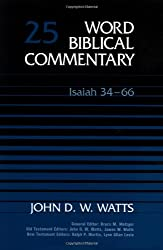 Word Biblical Commentary: Isaiah 34-66