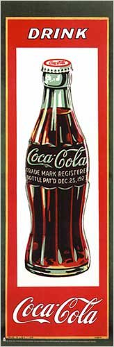 Poster, Drink Coca-Cola, Final